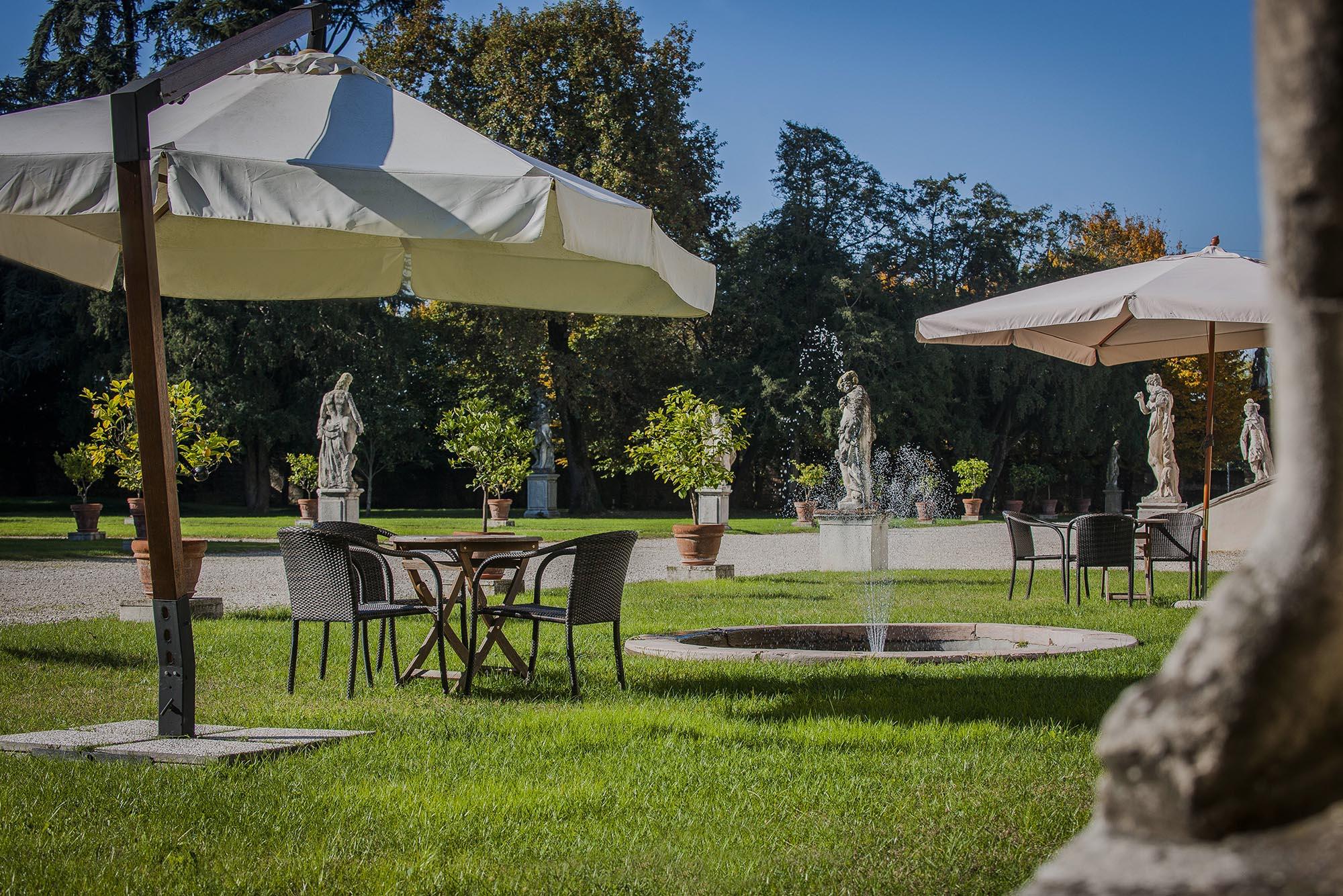 giardino villa veneta